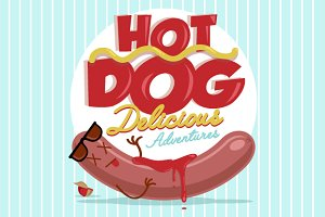 Delicious Adventures of HOT DOG