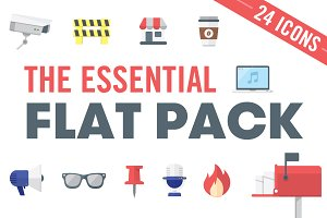 The Essential Flat Pack