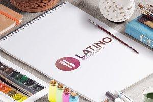 Latino Restaurant Logo
