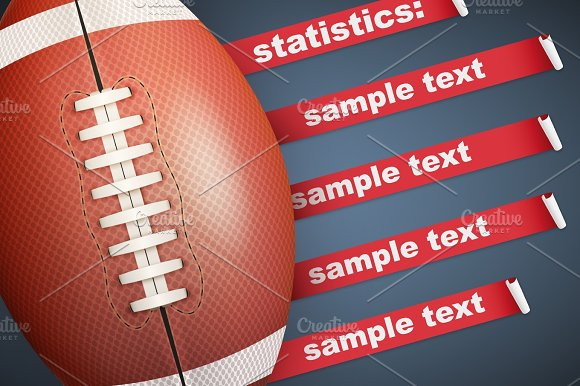 Background Of Statistics American Football