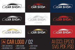 Car Logo / 02