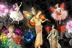 Magic Fairy Clipart