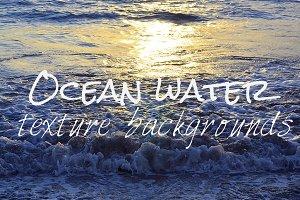 10 Ocean water textures.
