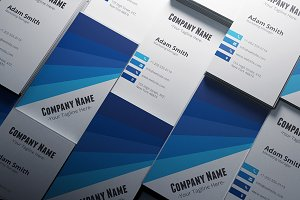 Corporate Business Card V2
