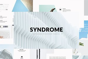 Syndrome Minimal Keynote Template