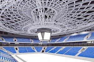 Winter Olympic Stadium 13000 seats
