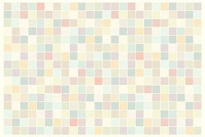 Mosaic background of colored squares