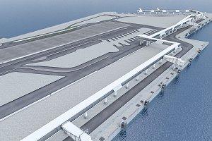 Port Gangway Full Set