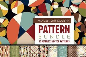 MID CENTURY MODERN Pattern Bundle