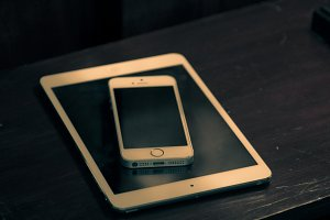 iPhone and iPad 3