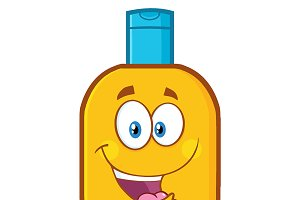Happy Bottle Sunscreen