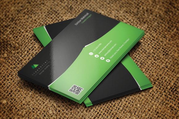 Professional business card template business card templates professional business card template business card templates creative market colourmoves Image collections
