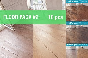 Parquet Floors 2 WITHOUT PLUGINS