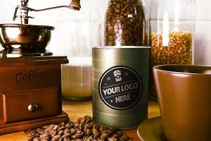 Coffee Mood MockUp
