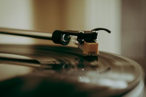 Turntable Reflection