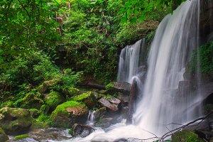 Mun Dang waterfalls