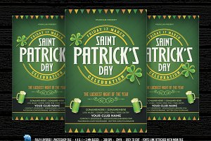 Saint Patrick's Day Celebration