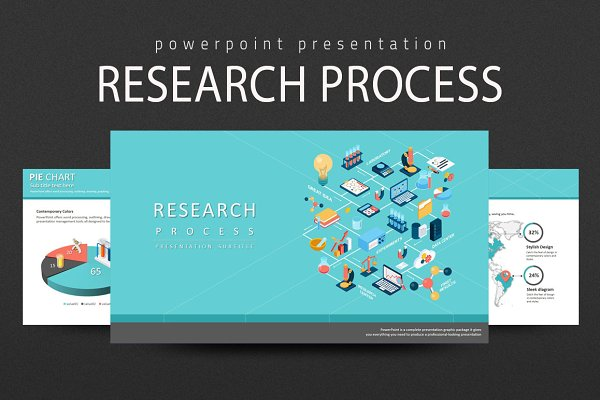 Research Process PPT