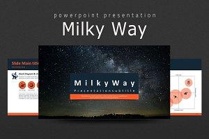 Milky Way Presentation