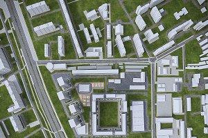 Residential Urban Area