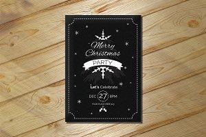 Christmas Invitations MultiColor