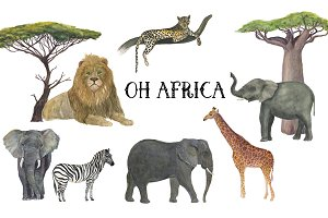 Oh Africa