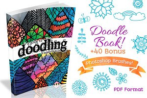 20% 0ff! Doodle Book + 40 brushes