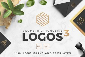 Geometric Logos - volume 03