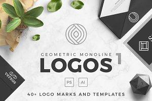 Geometric Logos - volume 01