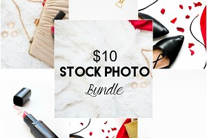 Beauty & Fashion Photo Bundle