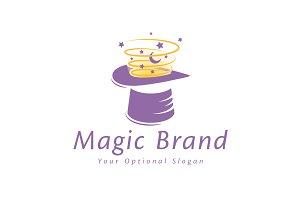Magical Hat Logo