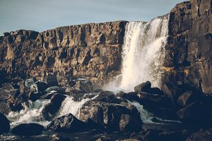 Waterfall #14