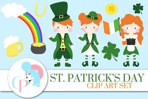 St. Patrick's Day Clip Art