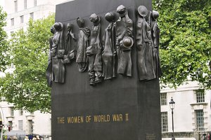 The Women of World War II Monument
