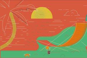 Summer Beach 02
