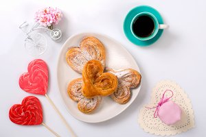 Valentine's Day Coffee Party