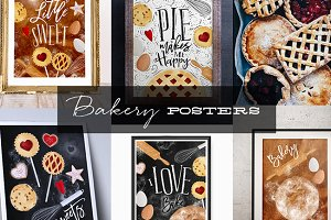 Bakery Posters