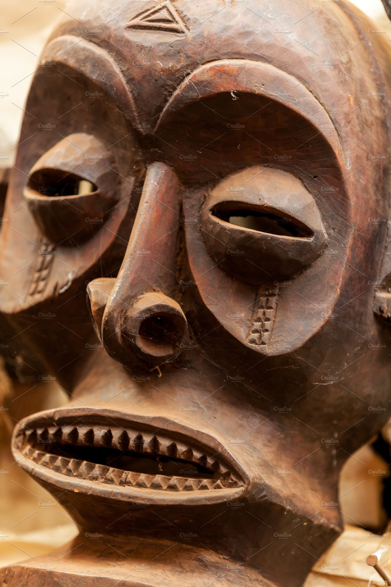 Sculptures Paintings Kenya African Masks Masks For