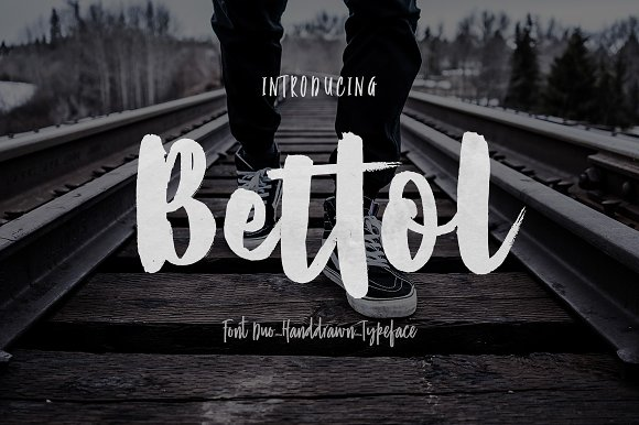 Bettol (Font Duo)