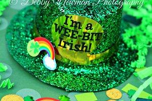 St. Patrick's Day-Wee Bit Irish