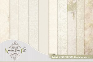 New Beginnings Digital Papers