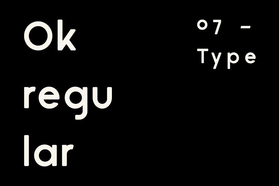 Ok — Regular