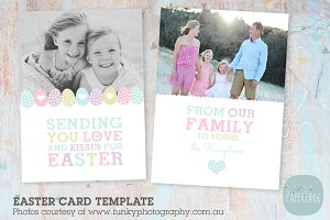 AE007 Easter Card