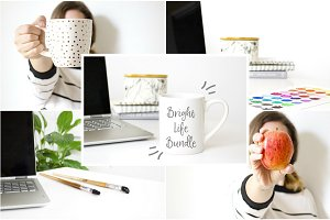 Bright Life Bundle (12 Images)