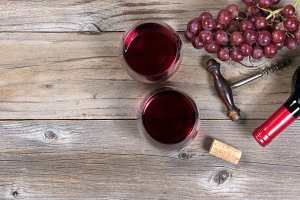 Healthy Red Wine