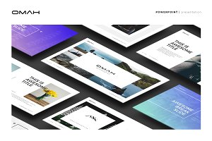 OMAH | PowerPoint Template