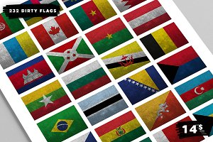 232 Dirty Flags