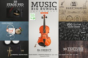 Music Big Bundle Instrument