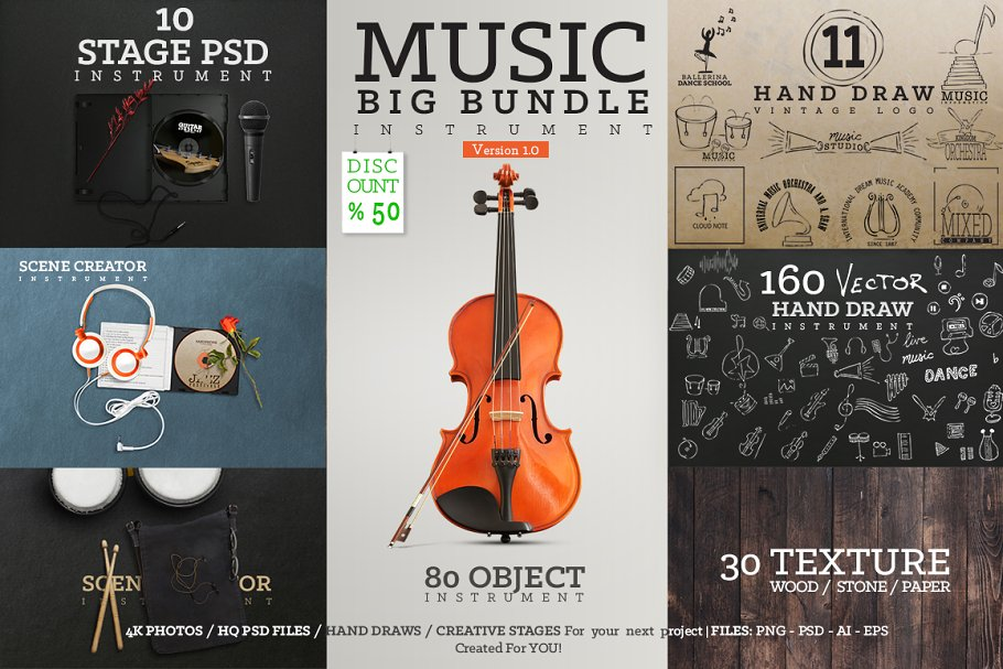 $1 Font & Graphic Deals with Commercial Licenses