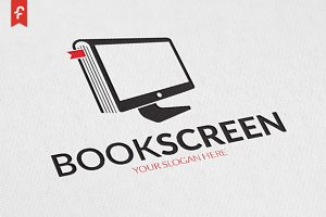 Book Screen Logo